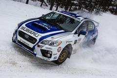 Rallye Perce Neige 2015