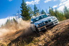 Pacific Forest Rally 2014